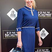 NLD/Amsterdam/20150604 - Premiere In de Ban van Broadway, Plien van Bennekom