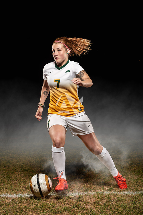 Brianna Wright of the Regina Cougars Women's soccer team is looking for the Golden Boot going into the 2017 USPORTS Season.