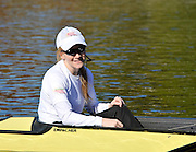 """Boston,  USA  ."""" 2012 Head of the Charles"""".  ..Description. Great Eight, first outing on the Charles River. Cambridge,  Massachusetts,  Cox, Ali WILLIAMS [Great Britain]. ..15:59:02  Thursday  18/10/2012 ...[Mandatory Credit: Peter Spurrier/Intersport Images]"""