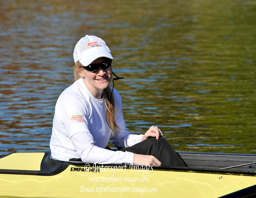 "Boston,  USA  ."" 2012 Head of the Charles"".  ..Description. Great Eight, first outing on the Charles River. Cambridge,  Massachusetts,  Cox, Ali WILLIAMS [Great Britain]. ..15:59:02  Thursday  18/10/2012 ...[Mandatory Credit: Peter Spurrier/Intersport Images]"