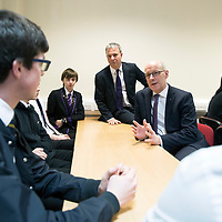 SDS John Swinney at Perth College