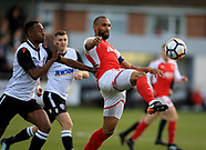 Fleetwood Town v Hereford United - 02 Dec 2017
