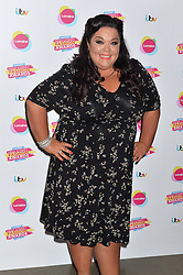 Pictured is Lisa Riley.<br /> Lorraine's High Street Fashion Awards 2014 at Vinopolis, London, UK.<br /> Wednesday, 21st May 2014. Picture by Ben Stevens / i-Images