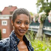 NLD/Amsterdam/20150903 - Talkies Terras Lunch 2015, Sylvana Simons