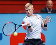 KYLE EDMUND (GBR)<br /> <br /> Tennis - ERSTE BANK OPEN 2017 - ATP 500 -  Stadthalle - Wien -  - Oesterreich  - 28 October 2017. <br /> © Juergen Hasenkopf