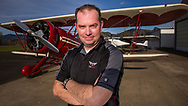 Jeremy Young and Tac Aero's Waco UPF-7 and X Cub.