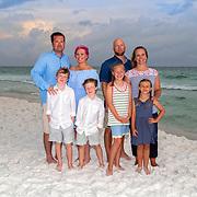 McMahon-Camp Family Beach Photos