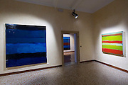 "56th Art Biennale in Venice - All The World's Futures.<br /> Sean Scully, ""Land Sea""."