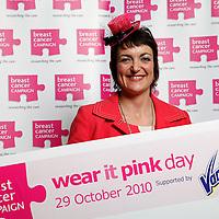 'Wear it Pink' 2010