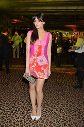 LILAH PARSONS at the Warner Music Brit Party held at the Freemason's Hall, 60 Great Queen Street, London on 25th February 2015.