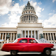 03/11/2017  OLD HAVANA, CUBA     The Capitolio in Havana, Cuba.  (Aram Boghosian for The New Orleans Advocate)