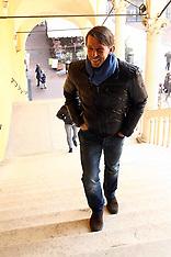20120218 INCONTRO TRA I GIOCATORI DELLA SPAL ED IL SINDACO TIZIANO TAGLIANI