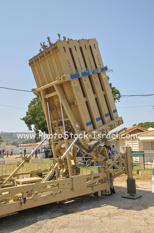Iron Dome (Hebrew: Kipat Barzel‎) is a mobile air defense system developed by Rafael Advanced Defense Systems designed to intercept short-range rockets and artillery shells