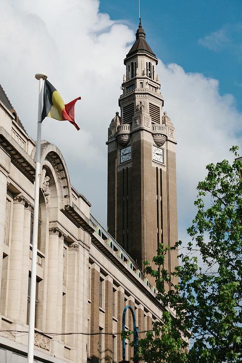 The Belfry, Charleroi