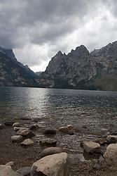 Lake Jenny - Grand Teton National Park