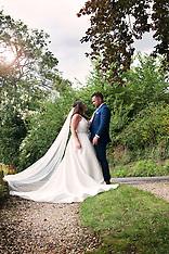 Georgia and Donovan - Norman Court Barn Wedding