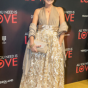 NLD/Amsterdam/20181126 - premiere All You Need Is Love, Peggy Vrijens