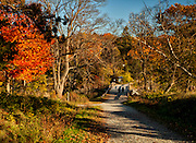 World's End in Hingham Massachusetts on a fall afternoon.