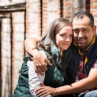 Monica y Oscar S. Casual