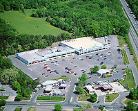 Aerial Photo of Retail Shopping Center
