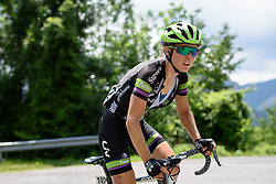 Leah Kirchmann (Liv Plantur) at Giro Rosa 2016 - Stage 6. A 118.6 km road race from Andora to Alassio, Italy on July 7th 2016.