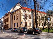 Uniwersytet Jagielloński Collegium Medicum przy ul. św. Anny 12 w Krakowie.