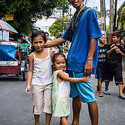 Wandering around the slums of Manila. May 2015