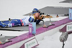 BATENKOVA luliia, Biathlon at the 2014 Sochi Winter Paralympic Games, Russia