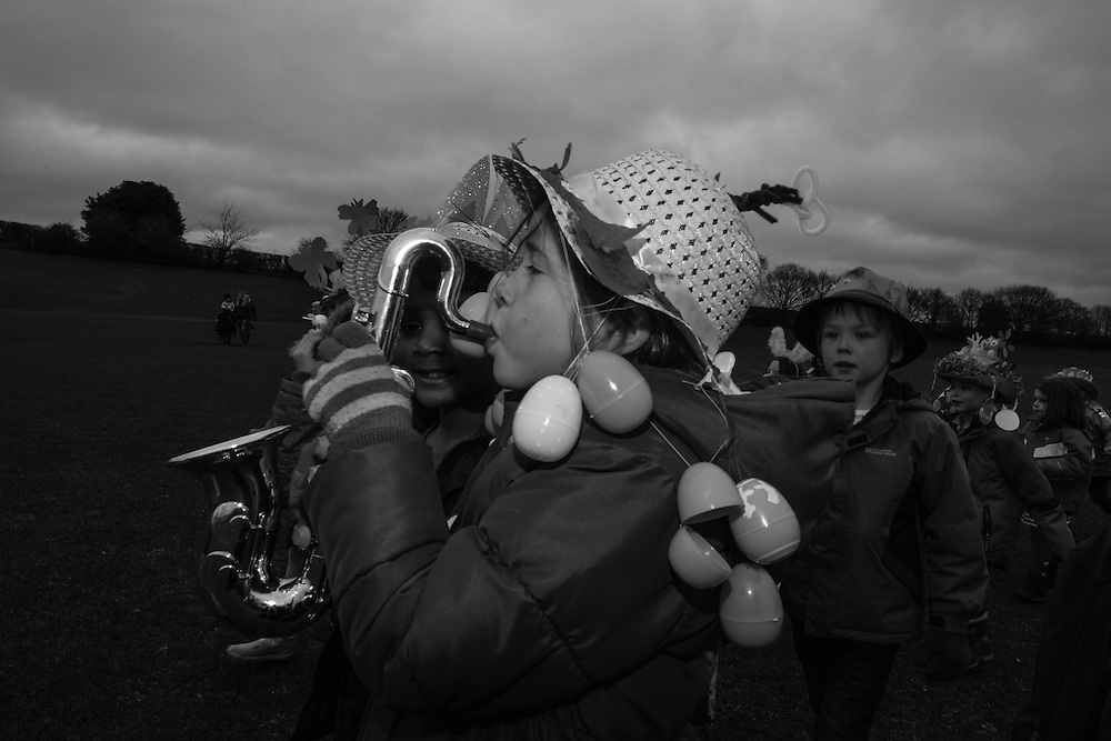 Bonnet with eggs at the Bunny Hop Easter  school fair in Berkhamsted, England Saturday, March 19, 2016 (Elizabeth Dalziel) #thesecretlifeofmothers #bringinguptheboys #dailylife