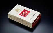 Packet of 10 Silk Cut Cigarettes - Apr 2016