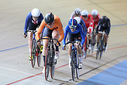 March 2, 2018 - Apeldoorn, Pays Bas - Kirsten Wild (Credit Image: © Panoramic via ZUMA Press)