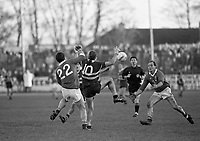 Eire Og Vs Castlebar in the All Ireland Club Semi Final at Longford, 27/12/1995 (Part of the Independent Newspapers Ireland/NLI Collection).