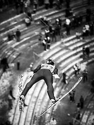 03.01.2013, Bergisel Schanze, Innsbruck, AUT, FIS Ski Sprung Weltcup, 61. Vierschanzentournee, Qualifikation, im Bild Thomas Morgenstern (AUT) // Thomas Morgenstern of Austria during Qualification of 61th Four Hills Tournament of FIS Ski Jumping World Cup at the Bergisel Schanze, Innsbruck, Austria on 2013/01/03. EXPA Pictures © 2012, PhotoCredit: EXPA/ Juergen Feichter