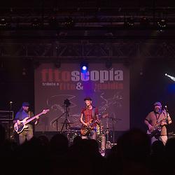 3 de Febrero Miranda de Ebro,concierto de Fitoscopia en la Fabrica de Tornillos