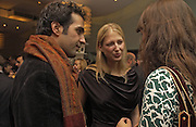 Lady Gabriela Windsor and Aatish Taseer, Tom Parker Bowles, Susan Hill and Matthew Rice host party to launch 'E is For Eating' Kensington Place. 3 November 2004.  ONE TIME USE ONLY - DO NOT ARCHIVE  © Copyright Photograph by Dafydd Jones 66 Stockwell Park Rd. London SW9 0DA Tel 020 7733 0108 www.dafjones.com