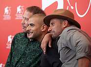 Freres Ennemis (Close Enemies) film photocall - Venice Film Festival