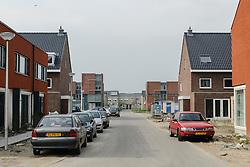 Aanleg Vleuterweide 2007, Leidsche Rijn, Utrecht, Netherlands