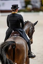 Werth Isabell, GER, Don Johnson FRH<br /> Grand Prix presented by Jiva Hill Stables<br /> CHI de Genève 2017<br /> © Hippo Foto - Dirk Caremans<br /> 08/12/2017