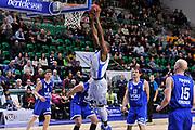 DESCRIZIONE : Eurocup 2014/15 Last 32 Gruppo H Dinamo Banco di Sardegna Sassari - Buducnost VOLI Podgorica<br /> GIOCATORE : Shane Lawal<br /> CATEGORIA : Schiacciata<br /> SQUADRA : Dinamo Banco di Sardegna Sassari<br /> EVENTO : Eurocup 2014/2015<br /> GARA : Dinamo Banco di Sardegna Sassari - Buducnost VOLI Podgorica<br /> DATA : 28/01/2015<br /> SPORT : Pallacanestro <br /> AUTORE : Agenzia Ciamillo-Castoria / Luigi Canu<br /> Galleria : Eurocup 2014/2015<br /> Fotonotizia : Eurocup 2014/15 Last 32 Gruppo H Dinamo Banco di Sardegna Sassari - Buducnost VOLI Podgorica<br /> Predefinita :
