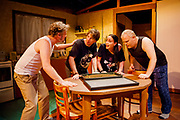 Wellington, NZ. 28.06.2017. WEED. Written by Anthony McCarten. Directed by Ross Jolly. Circa One, 1 to 29 July.  Photo credit: Stephen A'Court.  COPYRIGHT ©Stephen A'Court