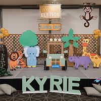 Kyrie Eleison 1st Birthday