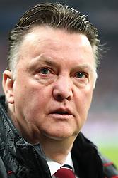 26.03.2011, Allianz Arena, Muenchen, GER, 1.FBL, FC Bayern Muenchen vs Borussia Dortmund, im Bild  Louis van Gaal (Trainer Bayern) , EXPA Pictures © 2011, PhotoCredit: EXPA/ nph/  Straubmeier       ****** out of GER / SWE / CRO  / BEL ******