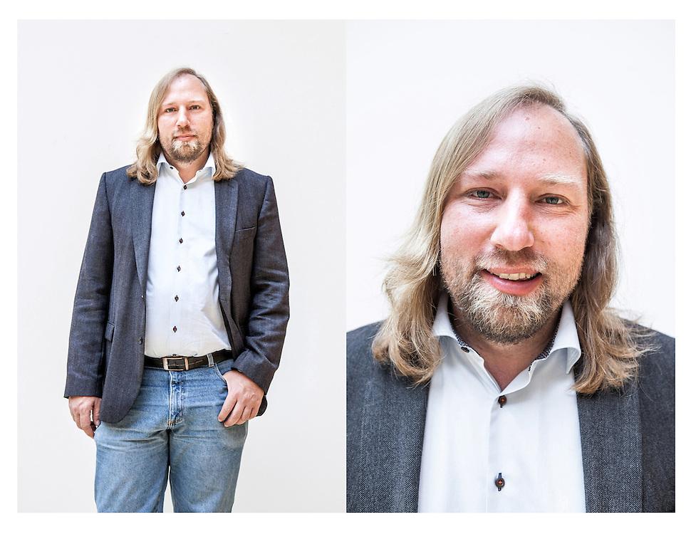 DEU Deutschland Germany Berlin Anton Hofreiter, Grünen Fraktionsvorsitzender, beim Porträttermin