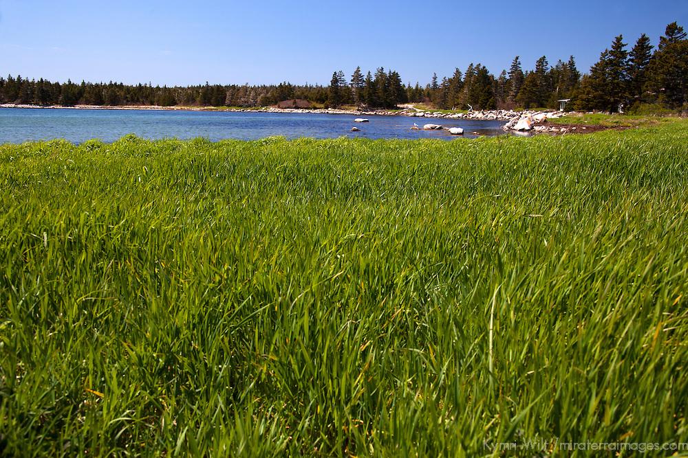 North America, Canada, Nova Scotia, Guysborough County. Black Duck Cove Day Use Park in LIttle Dover.