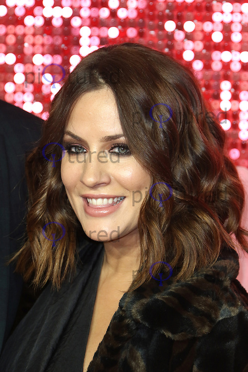 Caroline Flack, ITV GALA, London Palladium, London UK, 09 November 2017, Photo by Richard Goldschmidt