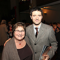Pauline Etkin and Tom Chambers