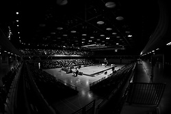 A general view of the arena - Photo mandatory by-line: Arron Gent/JMP - 20/11/2019 - BASKETBALL - Copper Box Arena - London, England - London Lions v Bristol Flyers - British Basketball League Cup