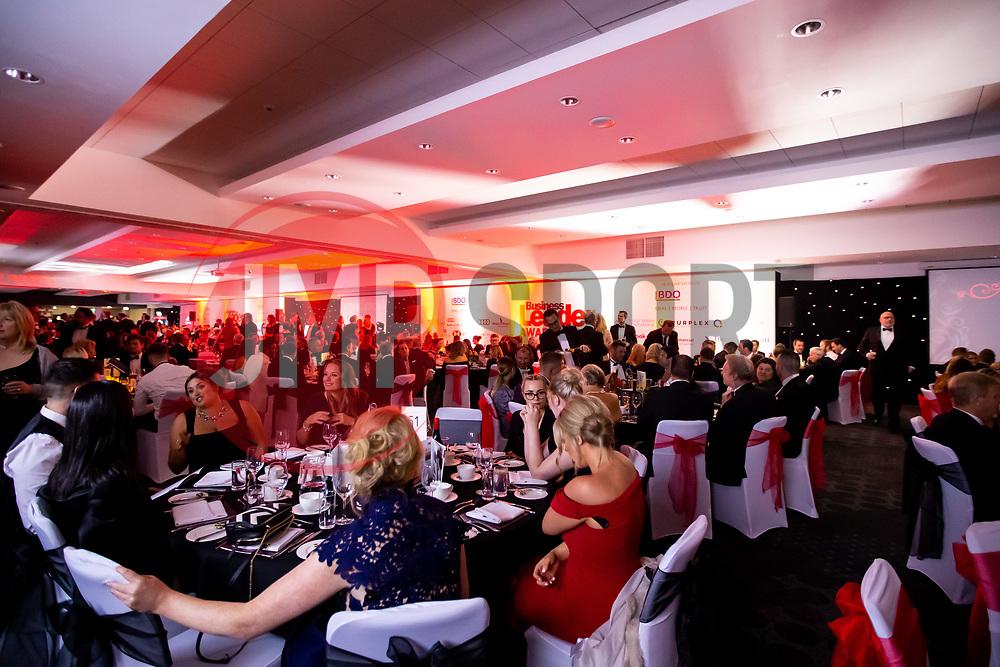 Ashton Gate hosts the 2019 Business Awards ceremony - Mandatory by-line: Robbie Stephenson/JMP - 26/09/2019 - EVENT - Ashton Gate - Bristol, England - Ashton Gate Hosts the Business Awards 2019