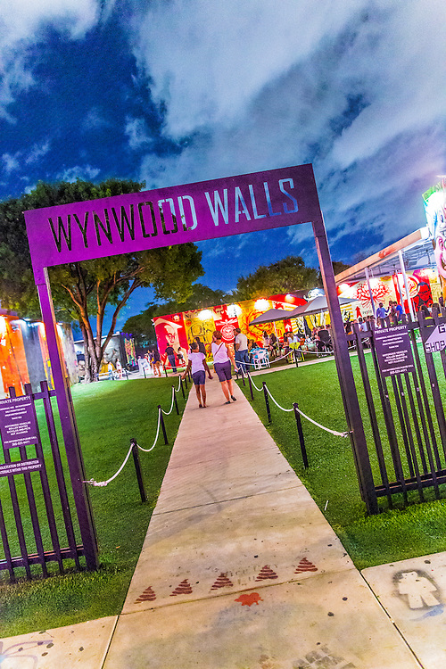 Entance to The Wynwood Walls