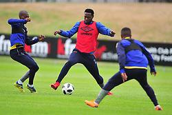 Cape Town--180329 Cape Town City striker Masoud Jouma at training preparing for heir Nedbank Cup game against Sundowns on sunday  .Photographer;Phando Jikelo/African News Agency/ANA